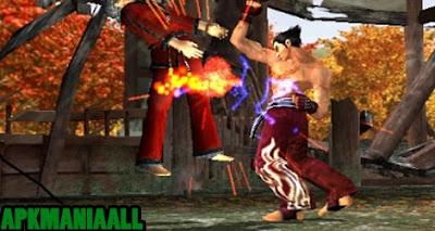 Tekken: Dark Resurrection (USA) PSP FREE DOWNLOAD