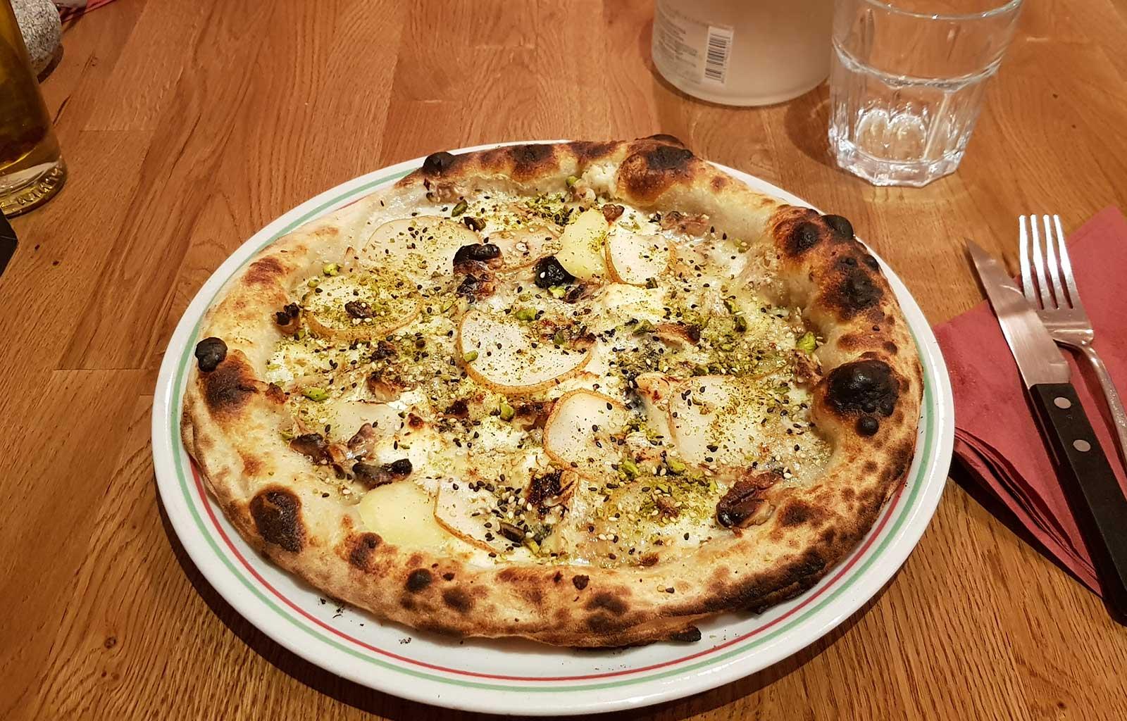 Vezzo pizza