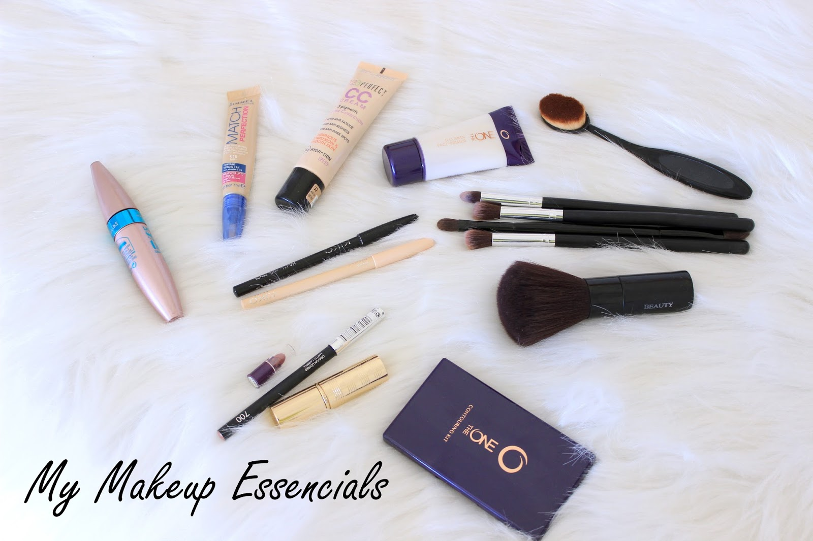 makeup essencials