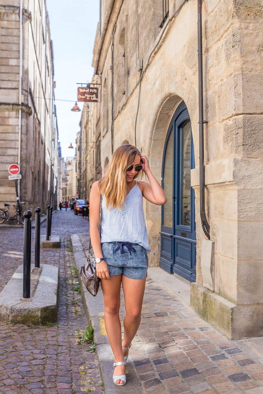 blog mode tenue du jour été