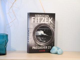 """""""Passagier 23"""" von Sebastian Fitzek"""