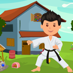 Games4King Karate Man Res…