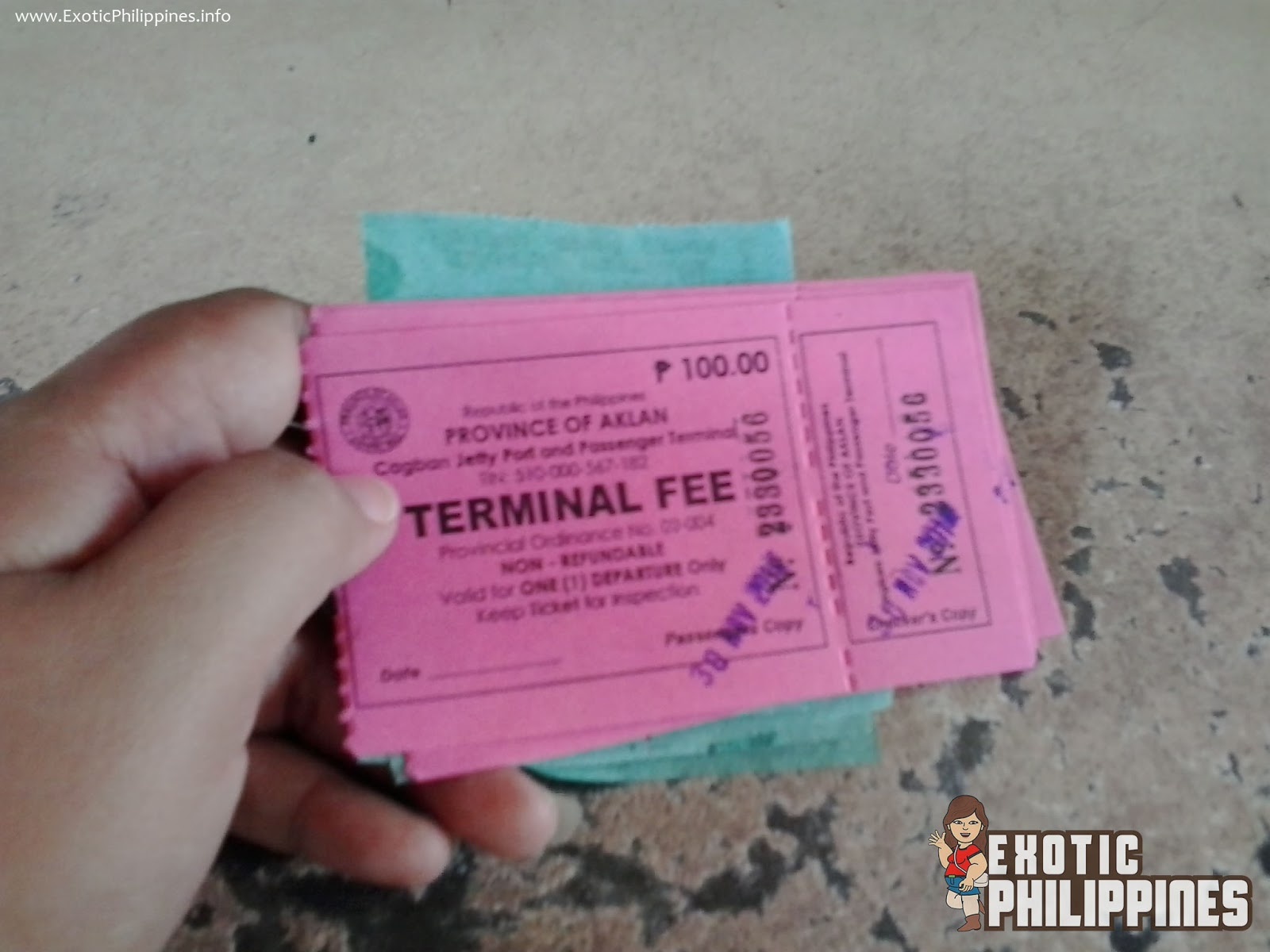 3 Ways on How to Get to Boracay Philippines Boracay Terminal Fees