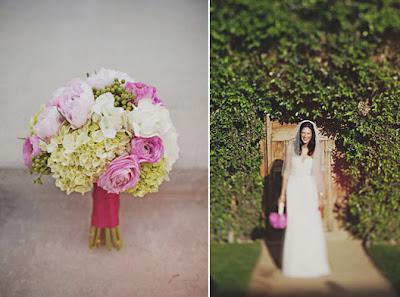 9 Inspirações para o Bouquet!