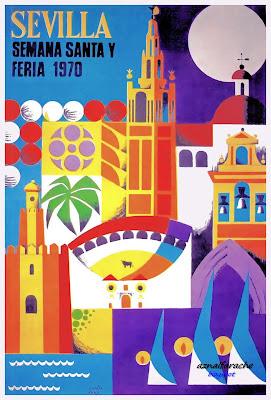 Sevilla - Semana Santa y Feria 1970 - Daniel Puch