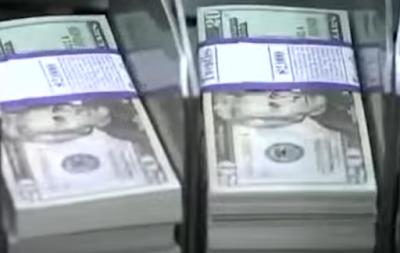 Как делают доллары