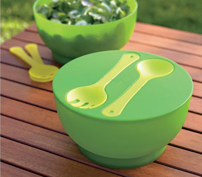 Cool Salad Bowls and Creative Salad Server Designs (15) 15