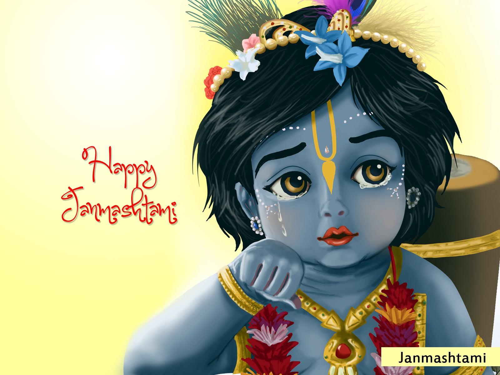Cartoon Wallpaper Little Krishna Cartoon Wallpaper