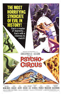 Watch Psycho-Circus (Circus of Fear) (1966) movie free online