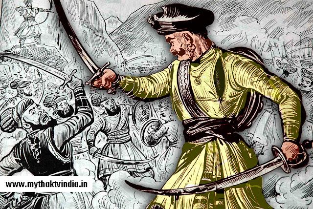 murarbaji purander battle