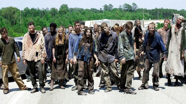 "Зомби-букашки из""Ходячие мертвецы"" / (The Walking Dead)"