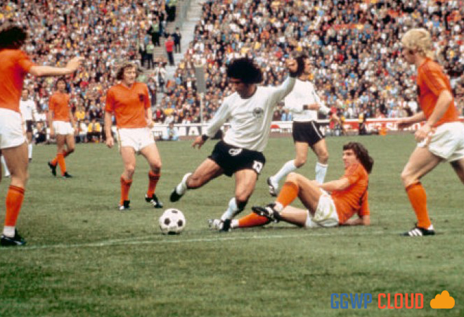 23 Minutes Determining the 1974 World Cup Final