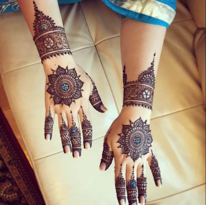 Bridal Mehndi Design 2019 Latest Images