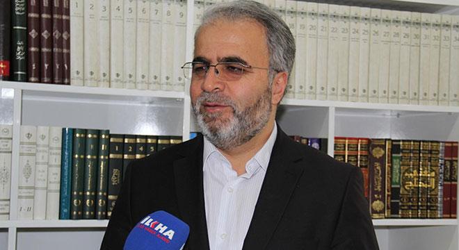 Diyarbakır Müftüsü Burhan İşliyen Diyanet İşleri Başkan Yardımcılığına atandı