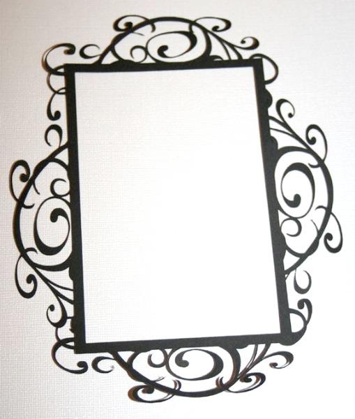 Door Frame Scroll And Picture Door Frame