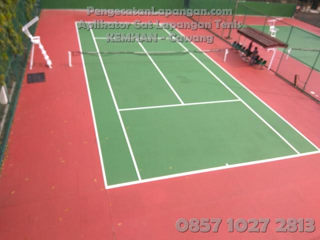 Lapangan Tenis KEMHAN CAWANG