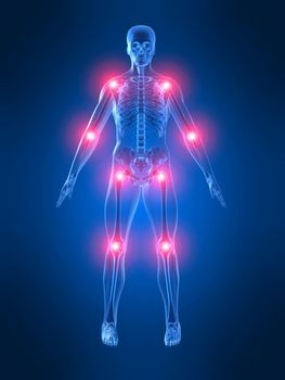 Your Frequent Joint Pains Might Mean Something Serious. Take A Look at These Symptoms. Your Body Might Be Telling You You Have Fibromyalgia Disorder