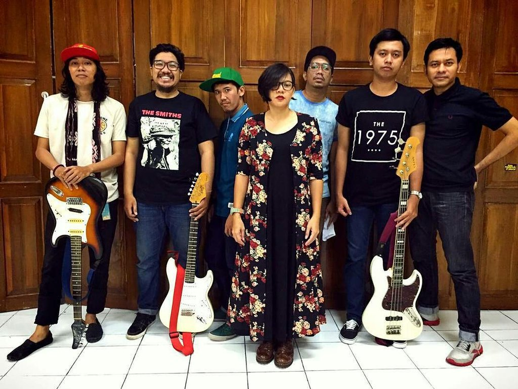 "SHORE Indonesia Rilis Single 3 ""Aduhai Dinda"""