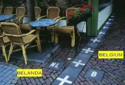 Benada-Belgium-Border