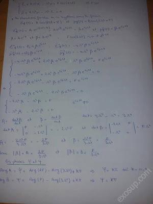 contrôle rattrapage de mécanique analytique et vibrations smp s5 fsr 2016/17