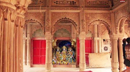इस भव्य और प्राचीन मंदिर की दीवारों पर लिखी है रामकथाएं | RELIGIOUS STORY