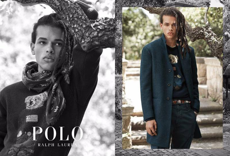 Polo Ralph Lauren | Fall Winter 2017 Ad Campaign by Lachlan Bailey