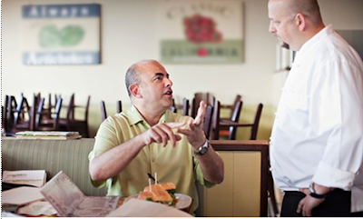 Compliance with the rules of the restaurant