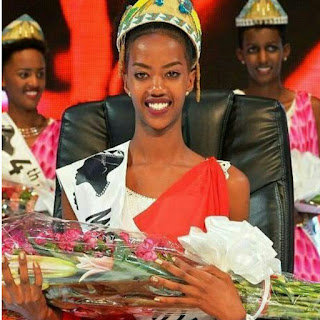 Miss Rwanda 2017