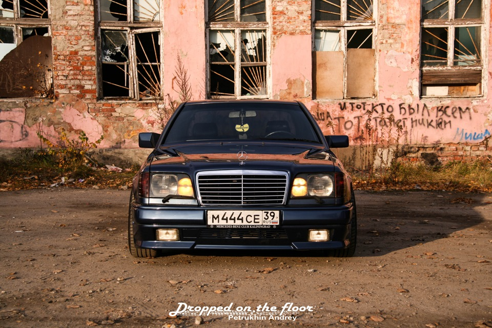 Mostbook: Mercedes Benz E-class Coupe W124 3 6 AMG