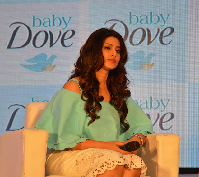 Sneha Prasanna at the Baby Dove Panel Discussion