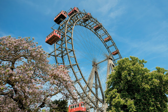 Roda-gigante no Prater, Viena
