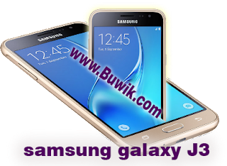Spesifikasi lengkap dan harga Smartphone Samsung Galaxy J3 (2016)