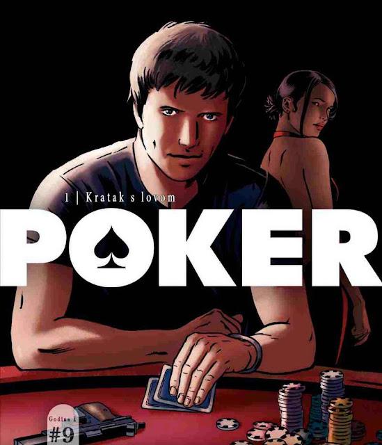 Kratak sa lovom - Poker