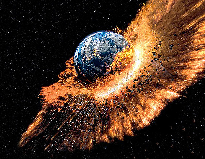 Científicos ya saben cuándo será el fin del mundo