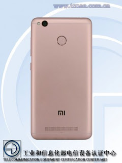 Redmi 4 dan Generasi baru Xiaomi Mi4 muncul di TENAA, Ini spesifikasinya