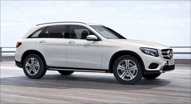 Mercedes GLC 200 2019 là chiếc xe SUV 5 chỗ rất được ưa chuộng tại thị trường Việt Nam
