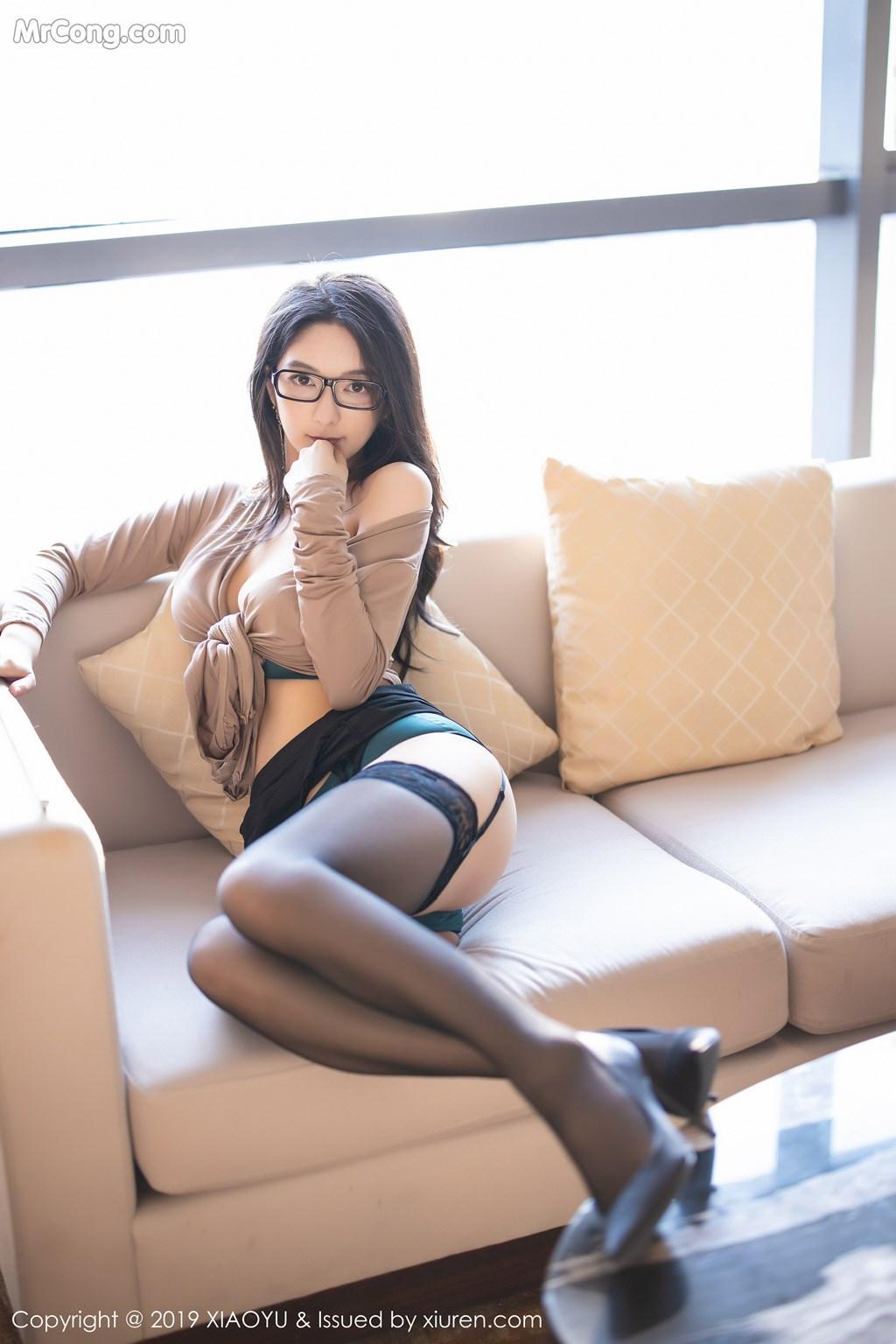 Image XiaoYu-Vol.154-Xiao-Reba-Angela-MrCong.com-057 in post XiaoYu Vol.154: Xiao Reba (Angela小热巴) (97 ảnh)