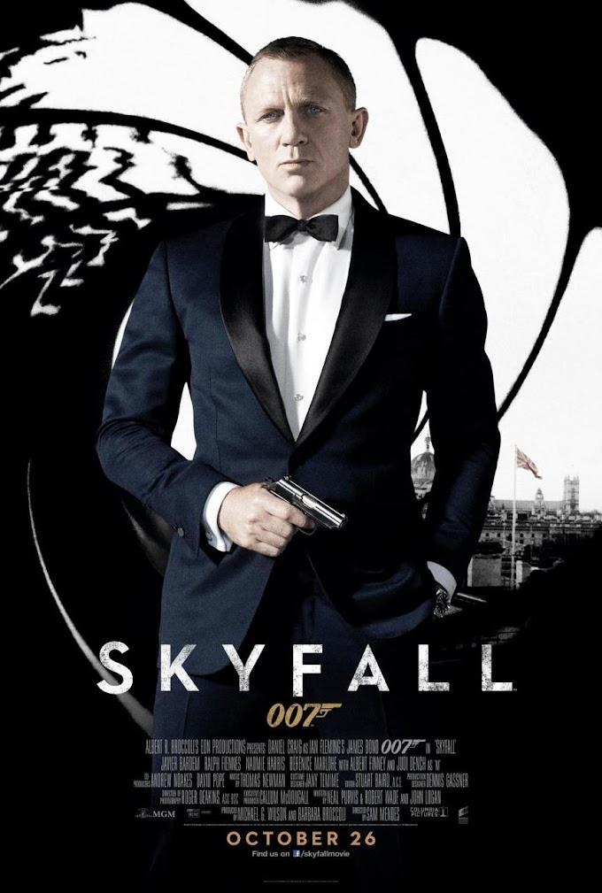 Review Filem Skyfall