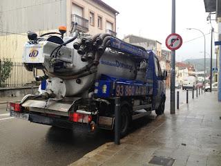 limpieza de tuberías de agua << Barato >>