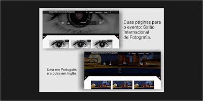 Projeto Salão Internacional de Fotografia