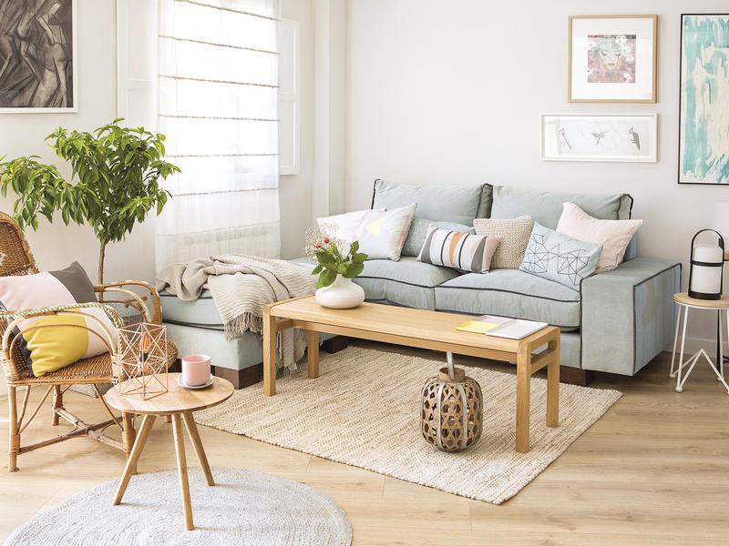 Apartamento moderno e vintage decora o e ideias for Casas modernas vintage