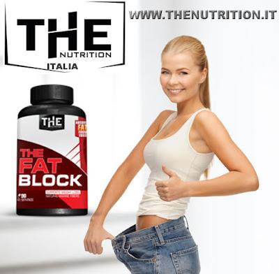 integratore dimagrante THE NUTRITION ITALIA