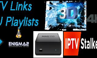Free Daily M3U Playlist 25 December 2017