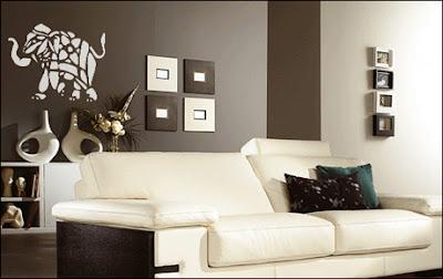 la d coration africaine. Black Bedroom Furniture Sets. Home Design Ideas