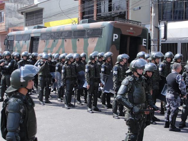 Governadores deverão solicitar atuação das Forças Armadas em presídios