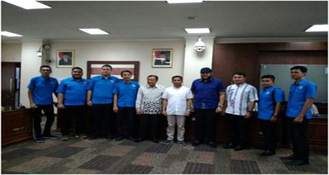 Komisi V DPRD: OKP Harus Sinergisitas Dengan Penyelenggara Pemerintahan Daerah Dan  Ikut Andil Dalam Pembangunan Daerah