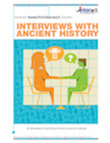 Check out my NEW book: Interviews with Ancient History!