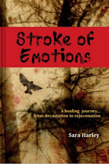 Stroke of Emotions book by Sara Harley available through Blurb Books