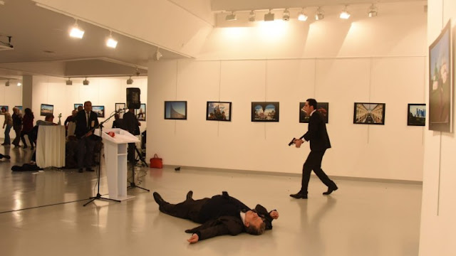 Η δολοφονία του Ρώσου Πρέσβη, ο Πούτιν, ο Ταγίπ, η Τεχεράνη, και η περιθωριοποίηση Ομπάμα