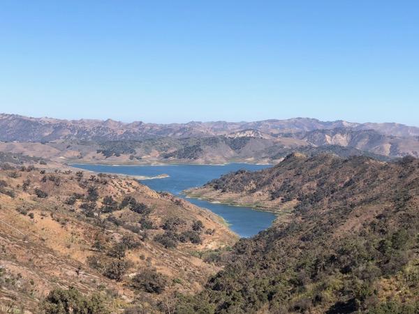 Lake Casitas Ventura County